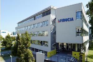 Zentrale der Fiducia-IT in Karlsruhe (Quelle: Fiducia IT)