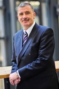 Dieter Scholz, HR-Chef  IBM Deutschland   Foto:IBM