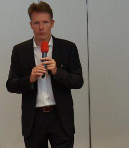 Dr. Henning Dransfeld von Experton empfiehlt größeren Unternehmen einen Chief Mobile Officer